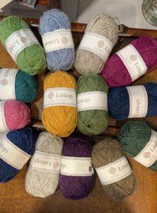 lanas tienda