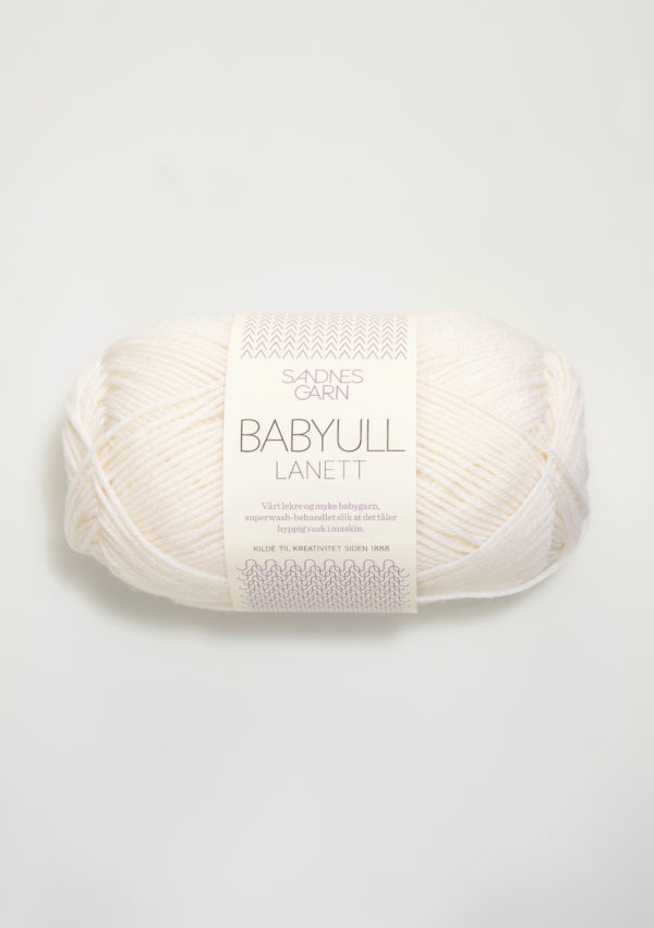 comprar lana baby ull banet